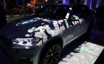 BMW X5 Presentation