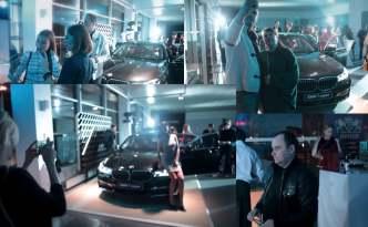 BMW PRESENTATION MOSCOW